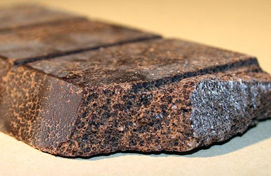Il caratteristico cioccolato modicano