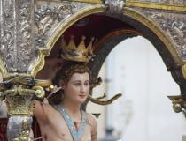 San Sebastiano compatrono di Acireale