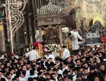 La festa di Sant'Agata a Catania