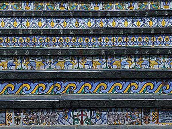 Caltagirone, la città della ceramica