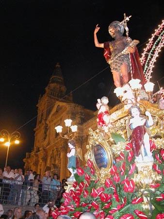 La Festa di San Giovanni Battista a Ragusa
